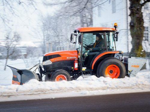 Kubota Traktorer